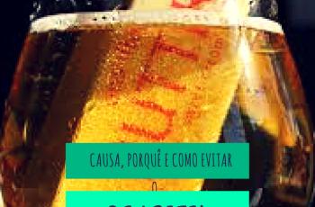 Diacetil − Série Off Flavors (Falhas na Cerveja)